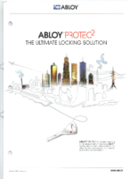Protec2 ultimate locking solution ENG